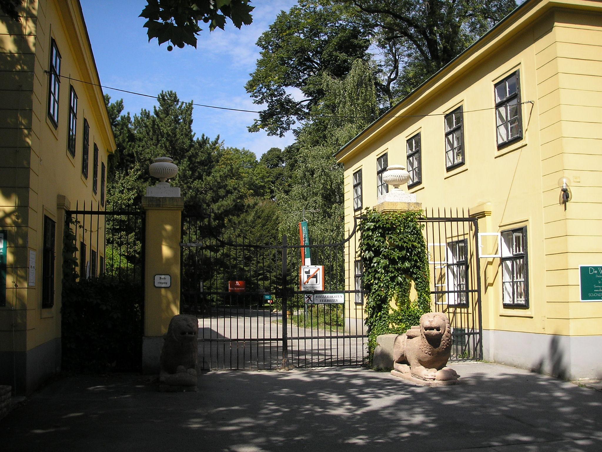Pötzleinsdorfer Schlosspark